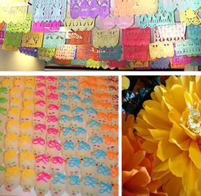 Papel-picado-flores